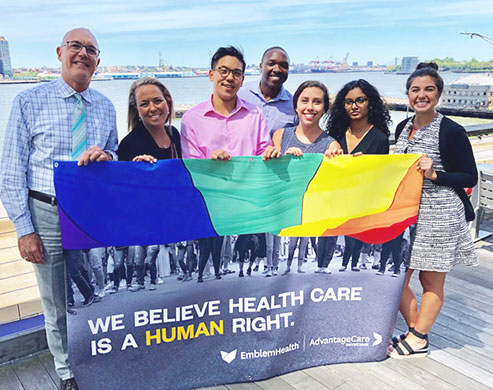 Diversity is one of EmblemHealth's Core Values