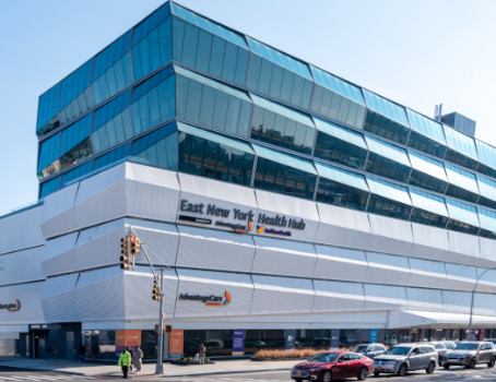 AdvantageCare Physicians East New York building exterior