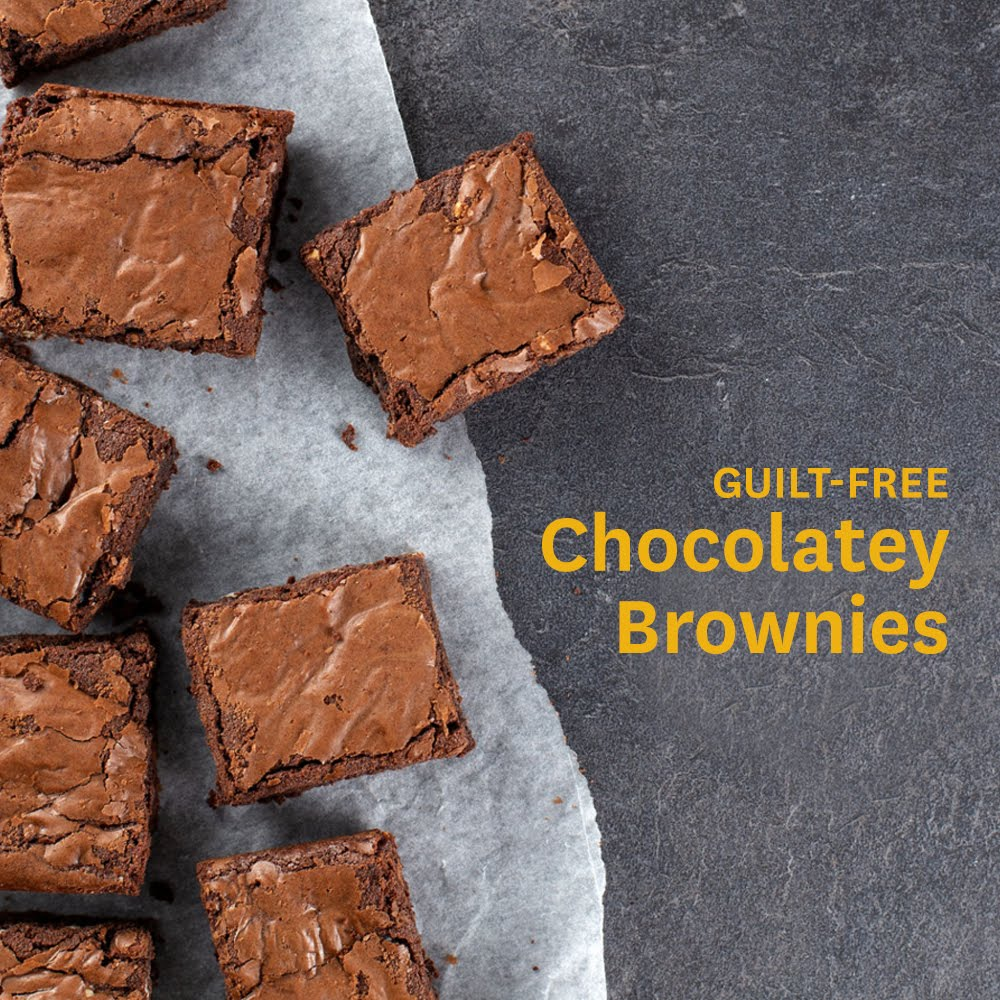 Brownies aptos para diabéticos