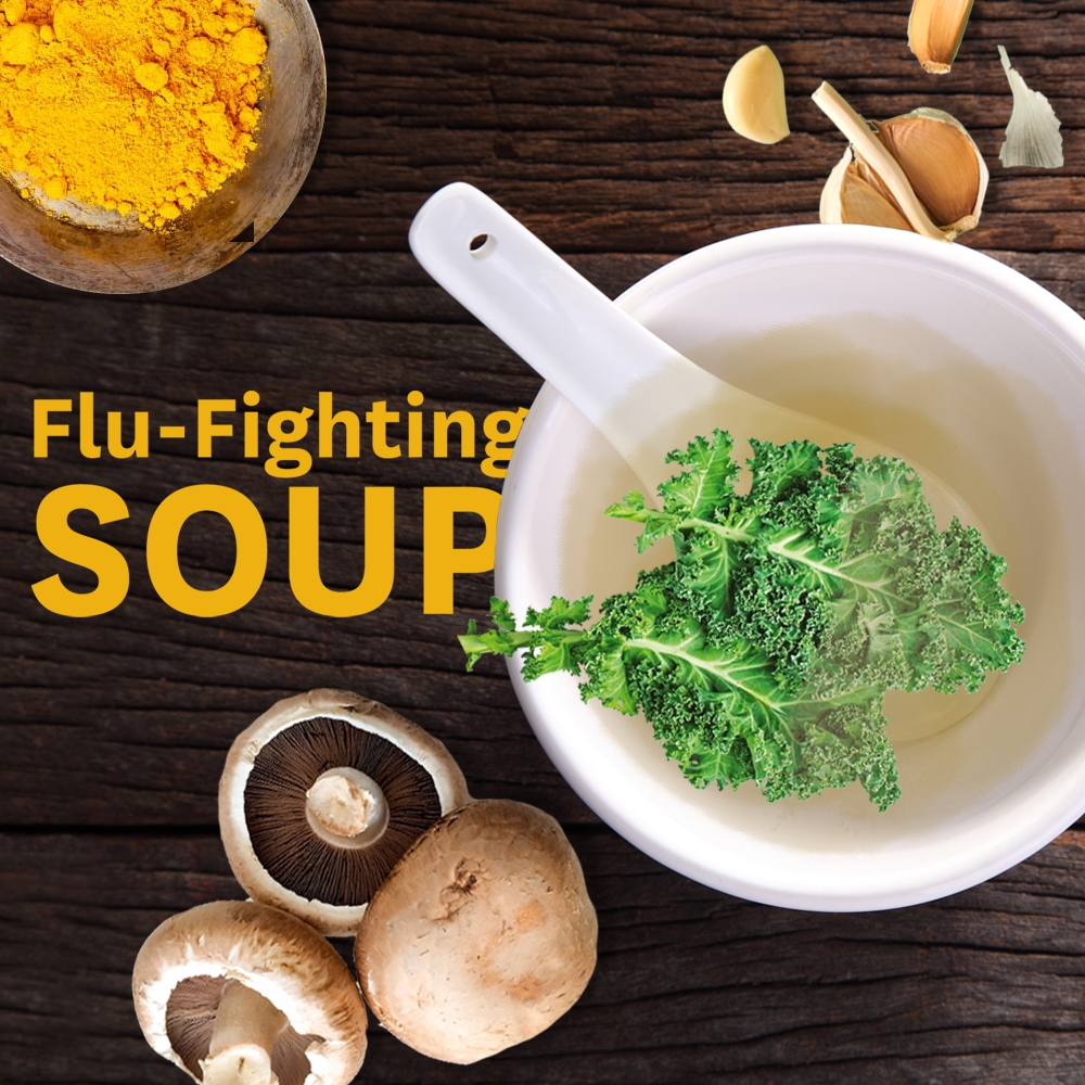 Flu-Fighting Soup