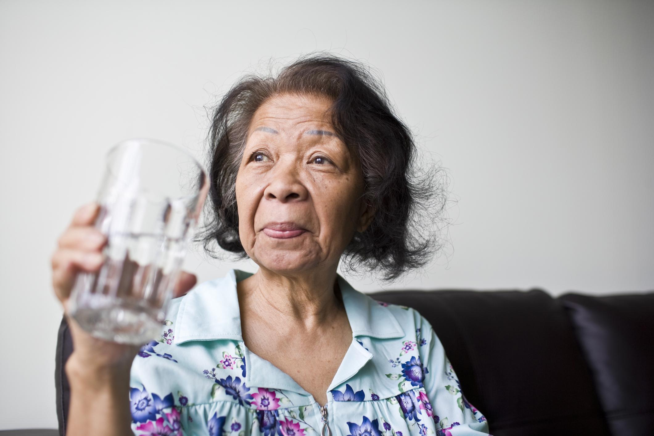 Drink Up, Avoid Dehydration