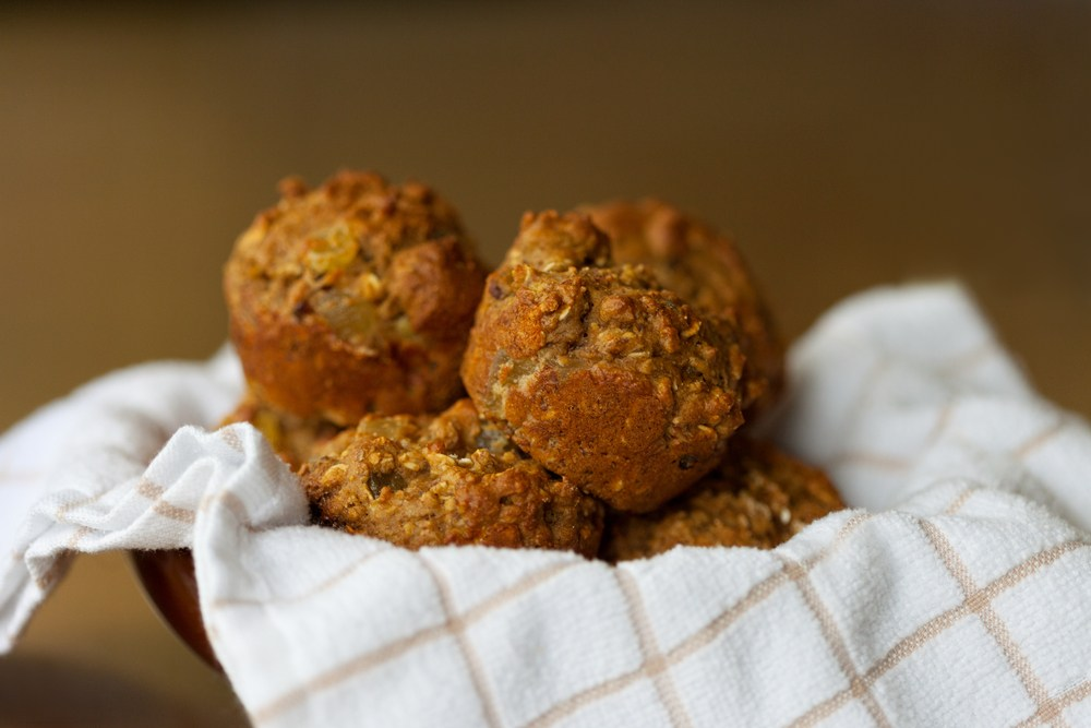 Recipe: Gluten-Free Flax and Chia Seed Muffins