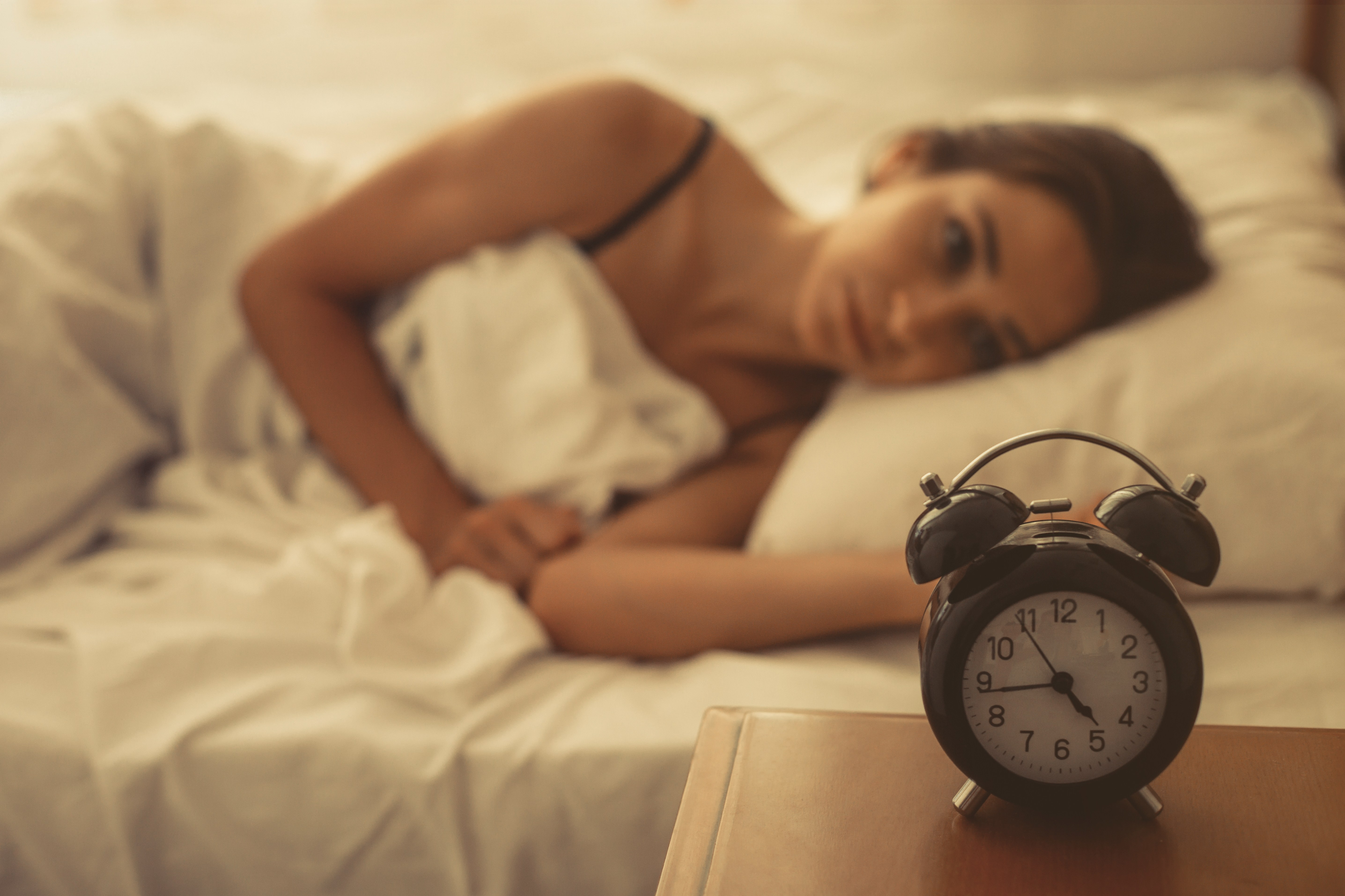 Trouble sleeping? These tricks might help.
