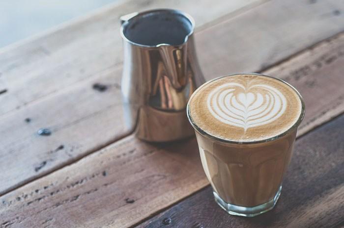 Recipe: Healthy Vanilla Latte