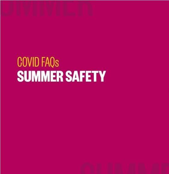 冠状病毒疾病 (COVID) 常见问答:夏季安全