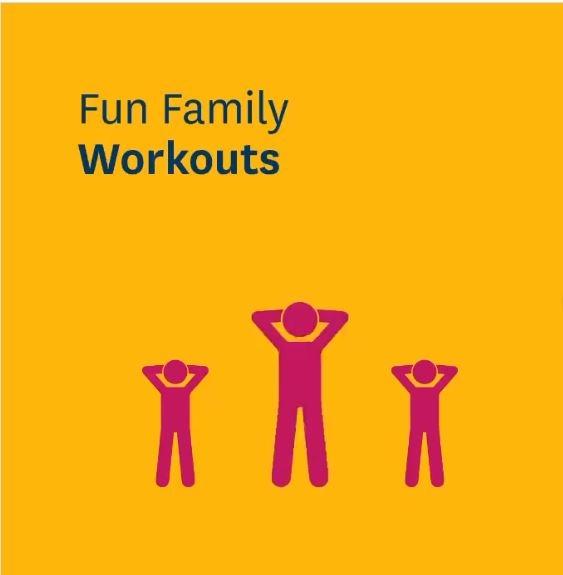 家庭娱乐锻炼