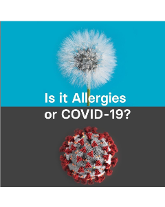 Is it Allergies or COVID-19?